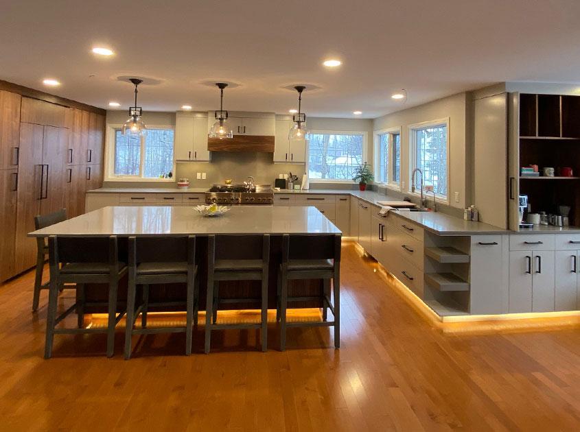 fero construction - custom cabinets