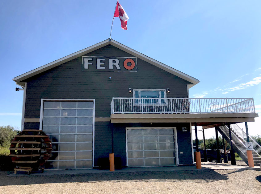 fero construction - commercial construction
