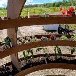 Fero Construction - wood planter